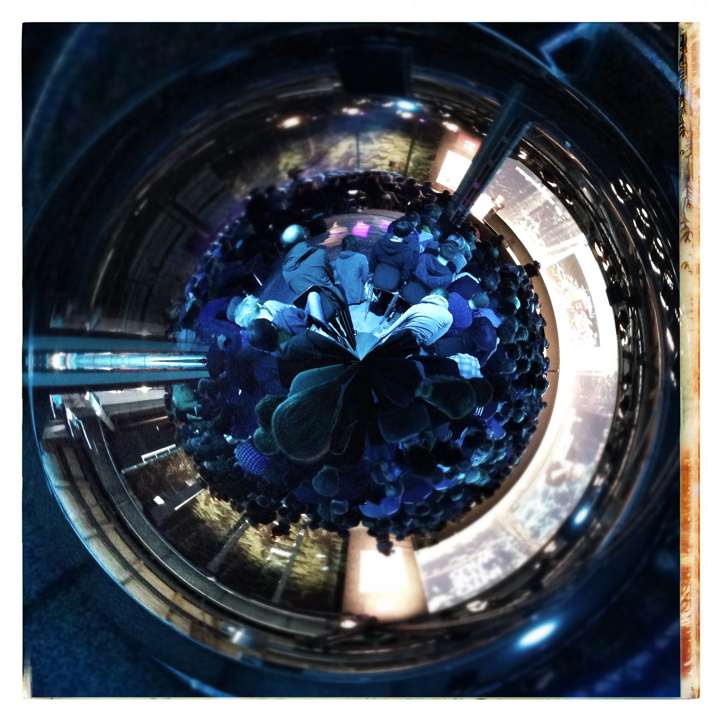 Re:publica 2014, Fish-Eyed #2