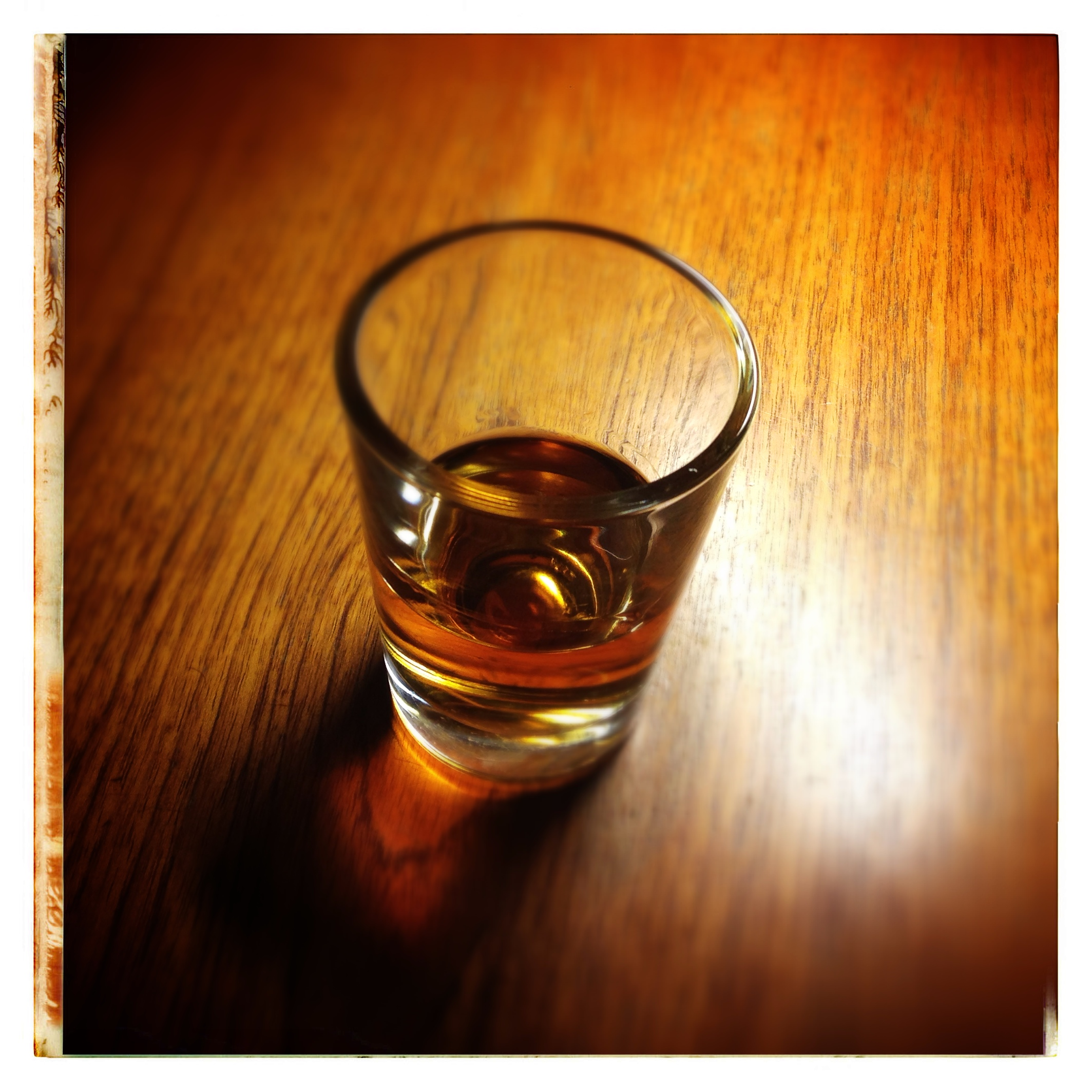 glas of whisky