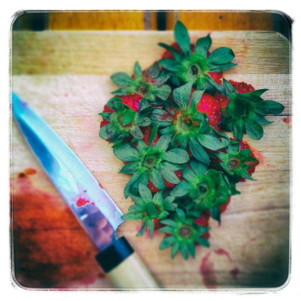 Bloody Strawberries